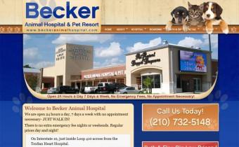 Veterinarian Website