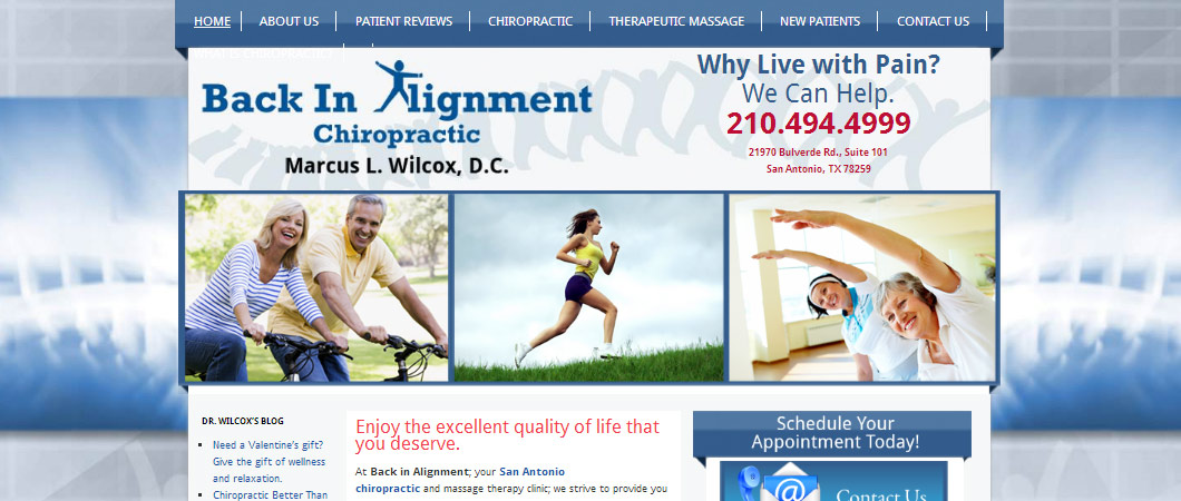 chiro-website-design