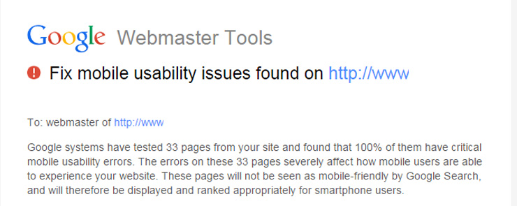 google-mobile-warning-header