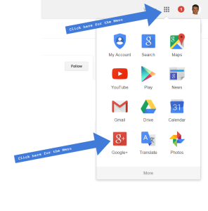 Access-Your-Google-Plus-Page