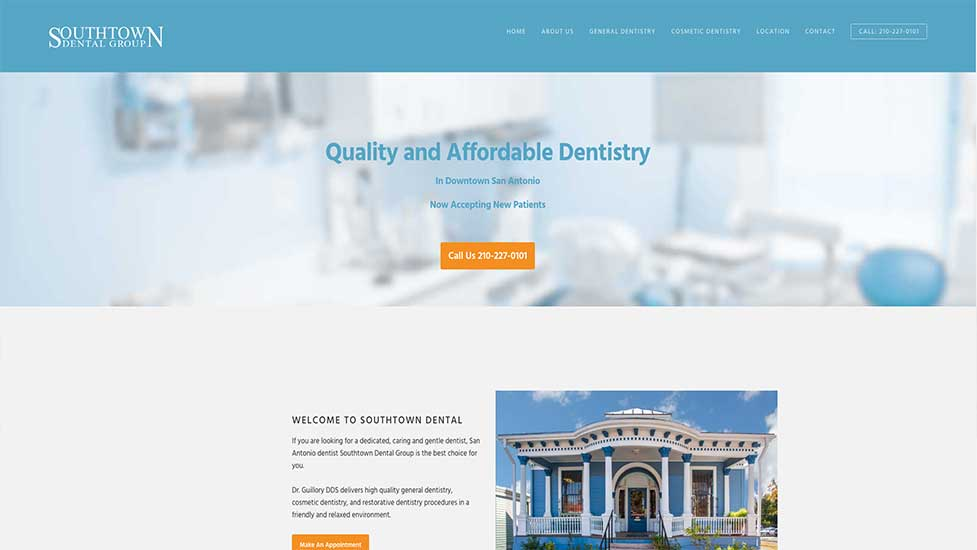 dental-office-Website
