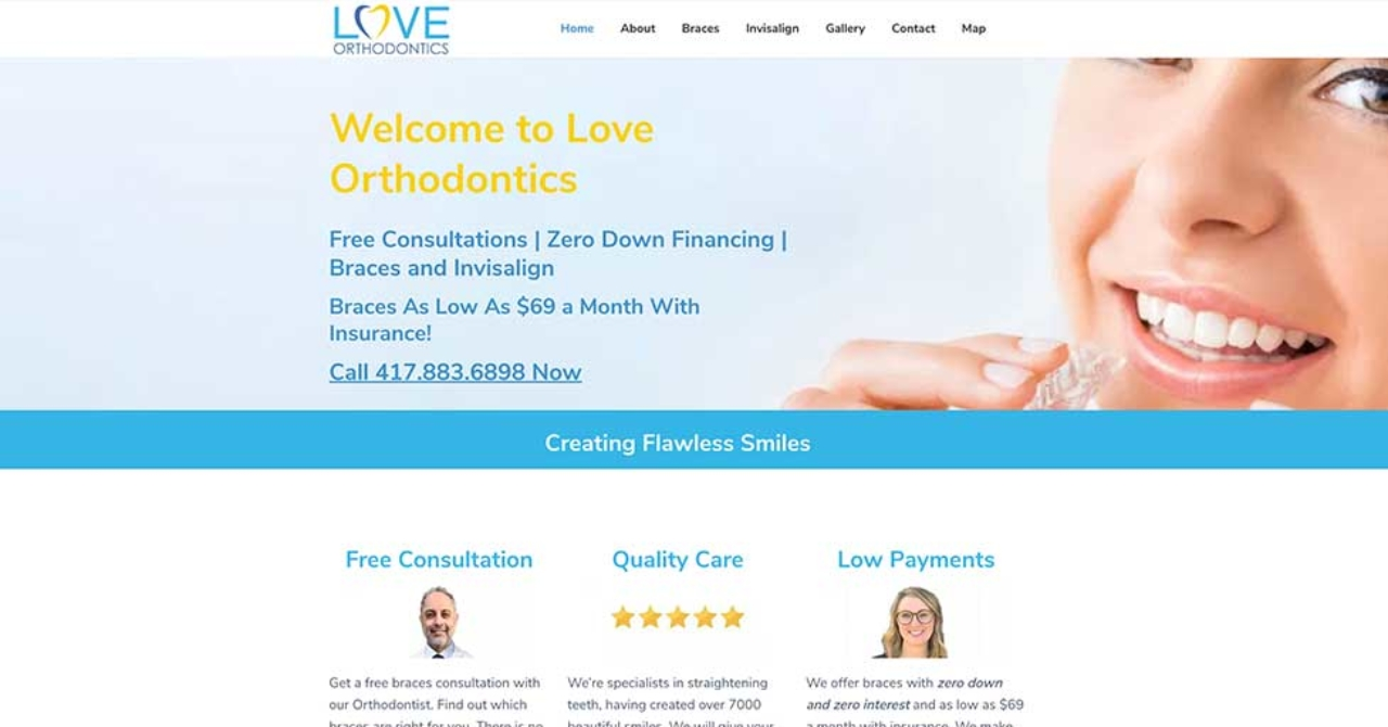 love-ortho-Website